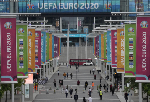 Aštuntoji EURO 2020 diena: principinis Anglijos ir Škotijos mūšis