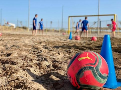 """S. Mammadovas: """"Paplūdimio futbolas pražangų nemėgsta"""""""
