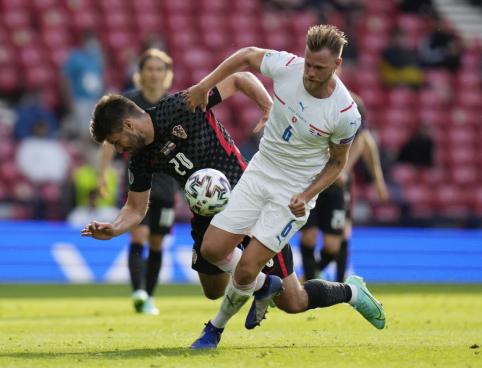 Kroatai EURO 2020 lieka be pergalių