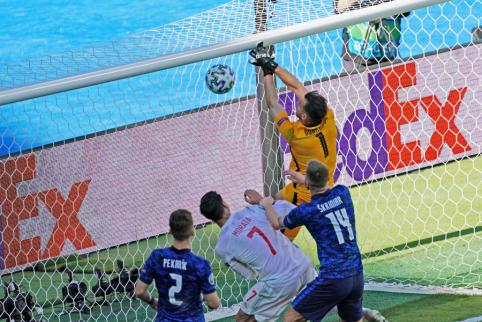 Slovakas M. Dubravka pateko į futbolo istoriją