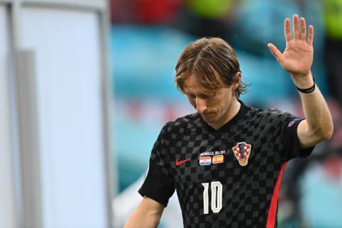 """L. Modričius: pratęsime nebeturėjome jėgų """"sugrįžti"""" į rungtynes"""