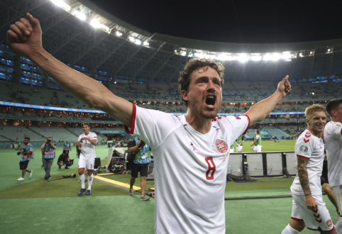 Danija užsitikrino vietą pasaulio čempionate
