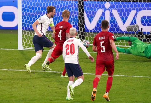 H. Kane'as: tai nebuvo geriausiai mano išpildytas 11-kos metrų baudinys