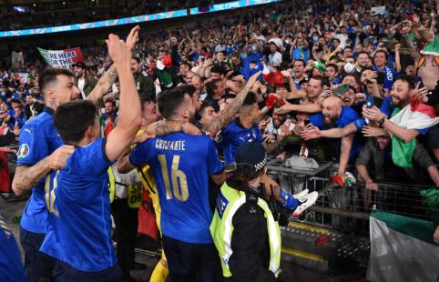 Italija – Europos čempionė!
