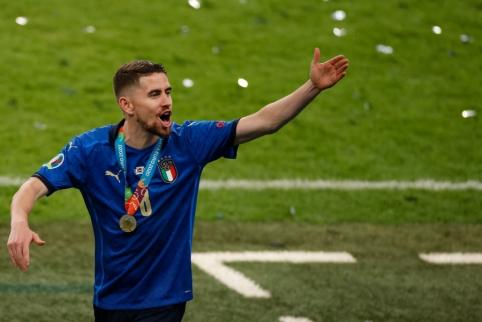 UEFA pristatė oficialią EURO 2020 simbolinę komandą
