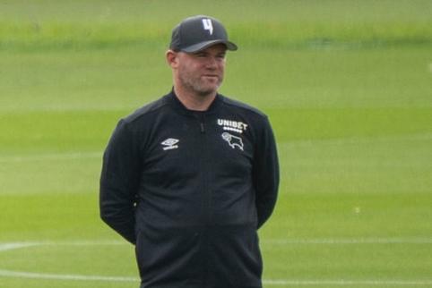 """Vienas iš """"Derby"""" lyderių po dvikovos su W. Rooney patyrė sunkią traumą"""