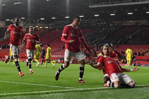 """Draugiškos rungtynės: """"Man Utd"""" liko be pergalės, """"Bayern"""" patyrė pralaimėjimą"""