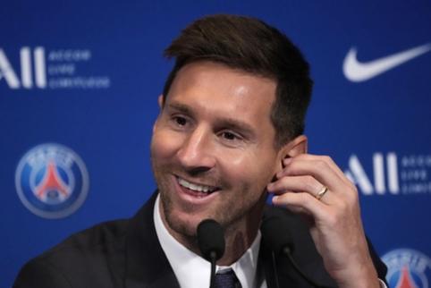 L. Messi dar nedebiutuos PSG ekipoje
