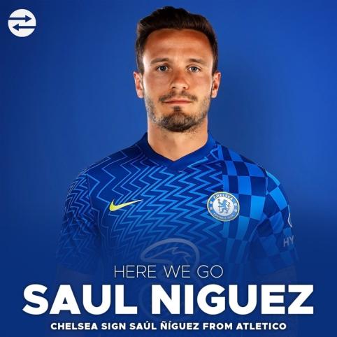 """Susitarimas pasiektas: Saulis taps naujuoju """"Chelsea"""" žaidėju"""