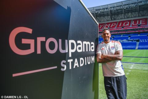 """Laisvasis agentas J. Boatengas papildė Liono """"Olympique"""" gretas"""