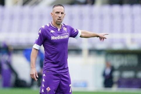 """F. Ribery nededa taško savo karjeroje ir papildys """"Serie A"""" naujokus"""