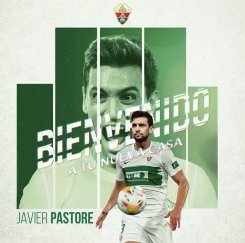 """Iš """"AS Romos"""" paleistas J. Pastore pasirašė kontraktą su """"Elche"""""""