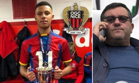 """""""Crystal Palace"""" talentas atmušė """"Juventus"""" dėmesį ir persikels į """"OGC Nice"""""""