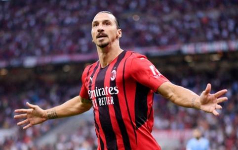 """Sugrįžęs Z. Ibrahimovičius padėjo """"AC Milan"""" ekipai įveikti """"Lazio"""""""