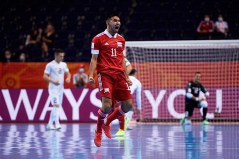Futsal: sudužusi svajonė ir trečių vietų lenktynės