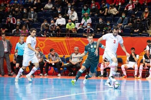 Futsal: atsisveikinimas su Klaipėda ir paaiškėjusios aštuntfinalio poros