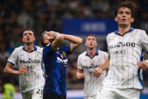"""""""Inter"""" ir """"Atalanta"""" išsiskyrė taikiai"""