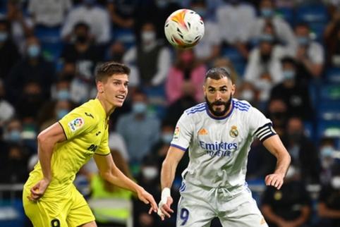 """Madrido """"Real"""" nesugebėjo namuose įveikti """"Villarreal"""""""