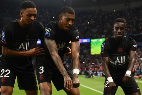PSG Prancūzijoje iškovojo dar vieną pergalę