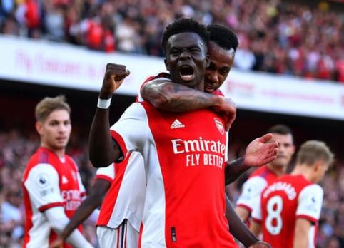"""Šiaurės Londono derbyje – užtikrinta """"Arsenal"""" pergalė"""
