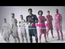 """""""Real"""" pristatė 2014-15 metų sezono aprangas"""