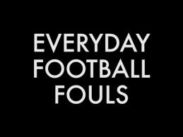 Juokinga futbolininkų vaidyba - kasdieniniame gyvenime