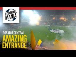 """""""Sudamericana"""" turnyre - įspūdingas pirotechnikos šou"""