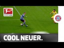 M.Neueris vos neprisižaidė su kamuoliu