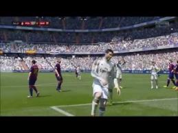 """Gražiausias FIFA 15 įvartis? C.Ronaldo """"rabona"""" smūgis"""