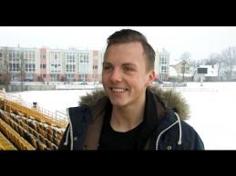 """""""Feyenoord"""" auklėtinis D. Kubilinskas: """"Olandijoje sekasi puikiai"""""""