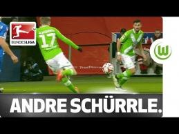 "A.Schurrle puikiai debiutavo ""Wolfsburg"" gretose"