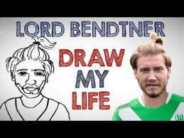 Animacijoje - Lordo Bendtnerio karjeros etapai