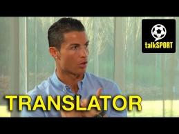 "C.Ronaldo: ""Lioneli, tu prastesnis už Bendtnerį"""