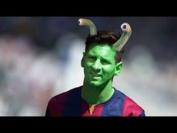 L.Messi pripažino, kad yra atvykęs iš kitos planetos