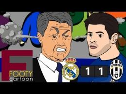 """Linksmai: """"Real"""" ir """"Juventus"""" lygiosios filmuke"""