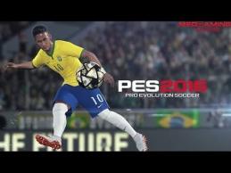 PES 2016 žaidime - tikroviškas Neymaras ir F.Totti įvarčio šventimas