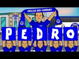 """Atsakymas, kodėl Pedro pasirinko """"Chelsea"""""""