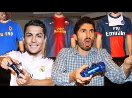 Ką reiškia žaisti FIFA prieš futbolo žvaigždes?
