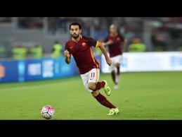 M.Salah - vienas greičiausių žaidėjų pasaulyje
