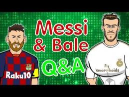 Klausimai L.Messi ir G.Bale'ui