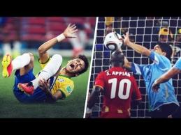 Didžiausi apgavikai futbole
