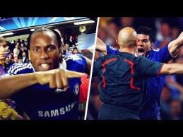 "Skandalingas ""Barcelona"" - ""Chelsea"" rungtynes prisiminus"