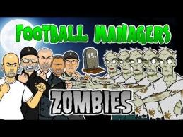 Treneriai prieš zombius