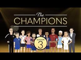 Čempionai: visas trečias sezonas