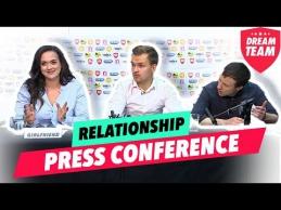 Poros dalyvavimas futbolo konferencijoje