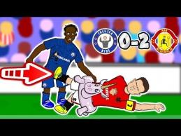 """""""Chelsea"""" pralaimėjimas """"Man Utd"""""""