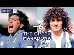 Graikijos Maradona