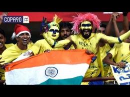 Futbolo regionas Indijoje
