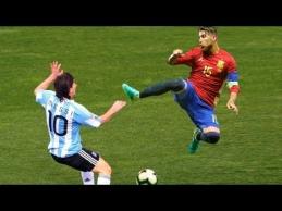 Nokautai varžovams futbole