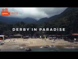 Derbis Brazilijos paplūdimio futbole